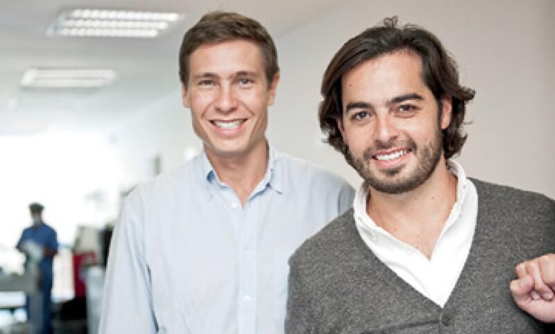 Javier Okhuysen y Carlos Orellana, fundadores de Sala Uno (Foto: Alex HO)