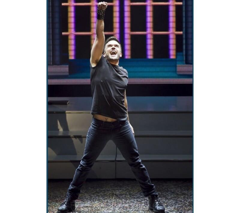 """Ayer se estrenó la primera función de la puesta en escena más vista del Reino Unido en el Auditorio Nacional; musicalizada en vivo y con éxitos que llevaron a """"Queen"""" a la cima del mundo."""