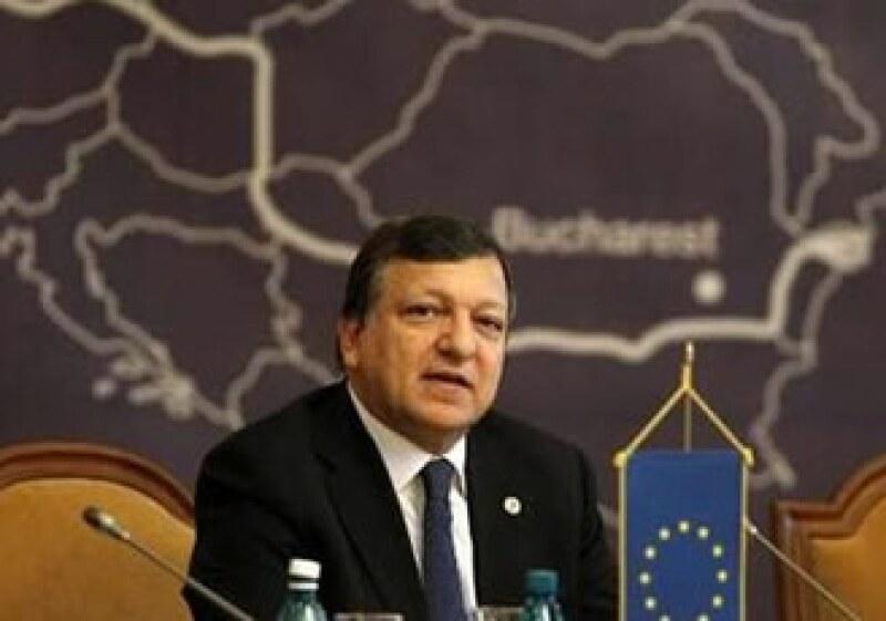 José Manuel Barroso, presidente de la Comisión Europea, destacó que el bloque tiene los instrumentos esenciales para ayudar a Irlanda. (Foto: Reuters)