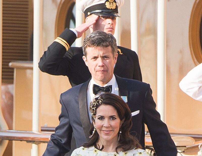 Fue usada patra la celebración del rey Carl Carl XVI Gustaf