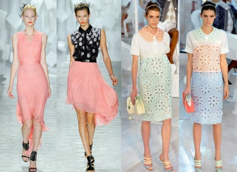 """La primavera está a la vuelta de la esquina y ha llegado la hora de recapitular las tendencias más dominantes en las pasarelas de """"Spring 2012 RTW."""""""