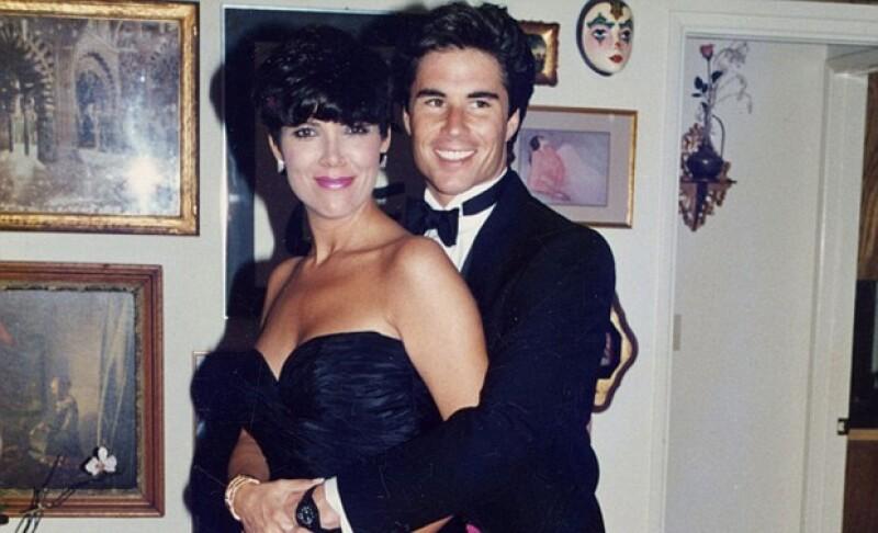 Junto a Todd Waterman, quien alguna vez declaró que además de que Kris y él se seguían viendo cuando ella ya salía con Bruce Jenner, su romance inició cuando ella aun estaba casada con Robert Kardashian.