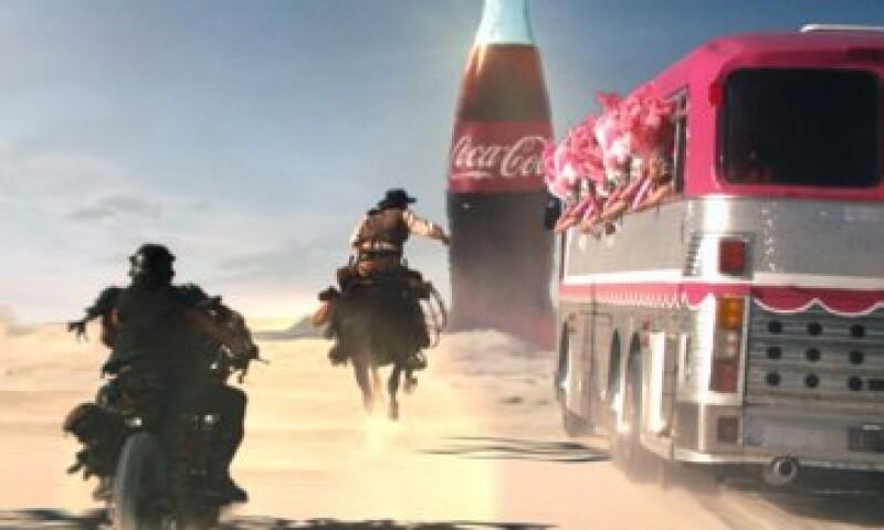 Coca-Cola, entre las marcas presentes en los anuncios del Super Bowl. (Foto: AP)