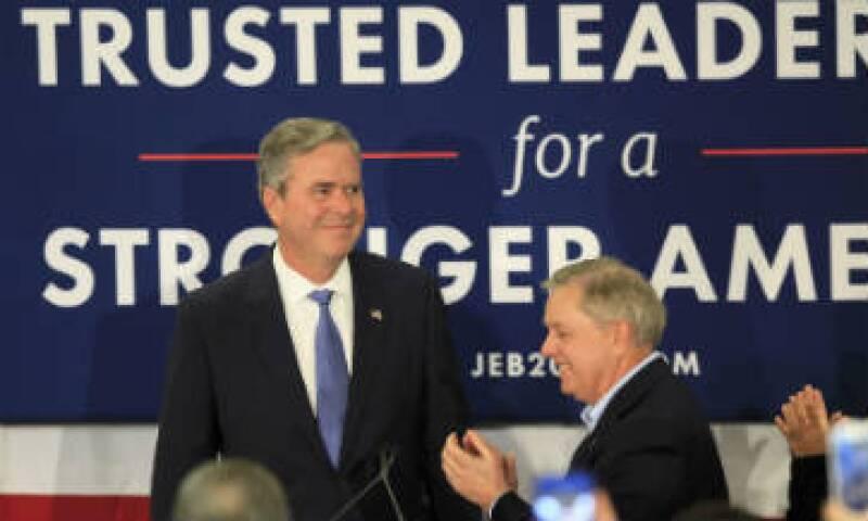 Jeb Bush abandonó la carrera por la candidatura presidencial republicana. (Foto: Reuters)