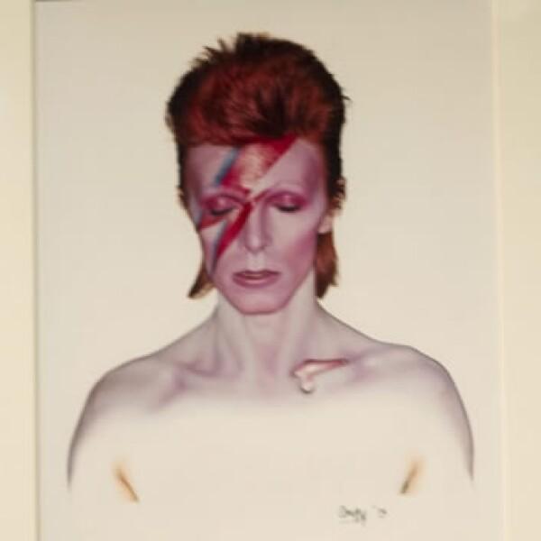 Objetos de David Bowie