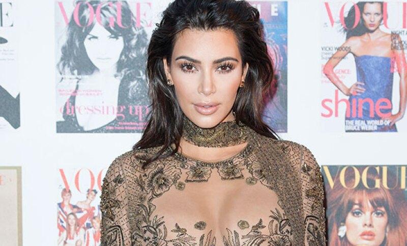 """La esposa de Kanye West no está nada feliz que las primeras palabras de su hijo no hayan sido precisamente """"mamá""""."""