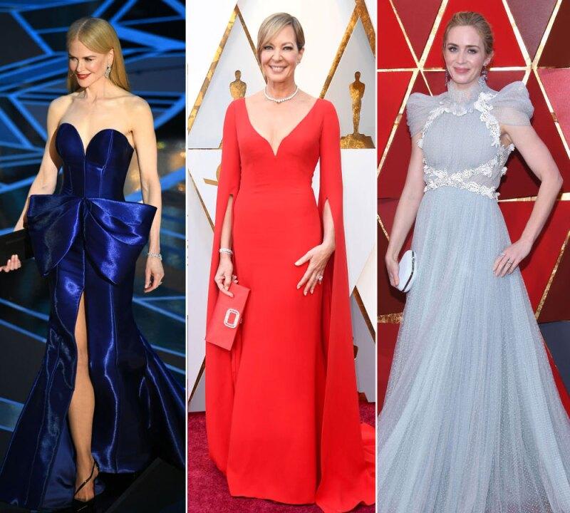 Looks Oscar 2018