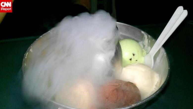 helado Bangkok Tailandia
