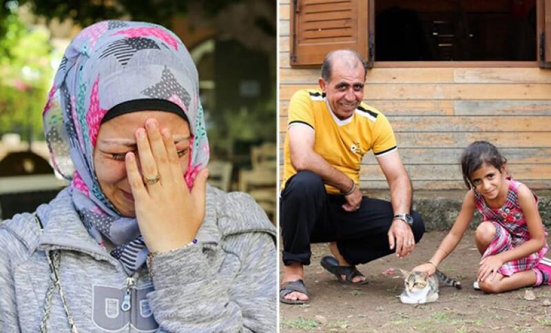 Las historias de los refugiados sirios son difíciles de creer.