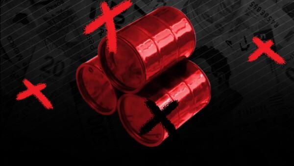 Pemex - reformas estructurales En cambio, las ventas petroleras en el extranjero cayeron un 47,1 % frente al mismo periodo del pasado año, al totalizar 1.239,5 millones de dólares.