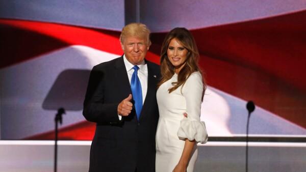 En el pronunciamiento que ofreció la esposa de Donald Trump en la Convención Republicana hay al menos un fragmento similar al discurso de Michelle Obama de 2008.