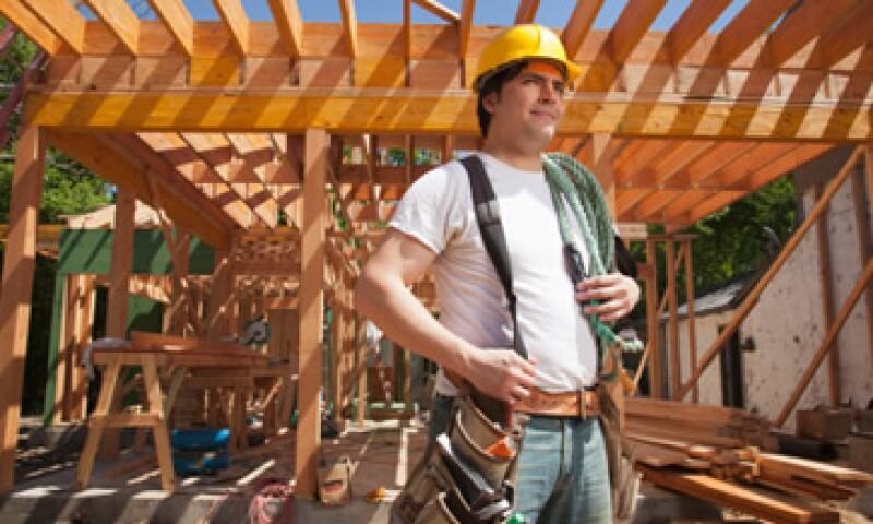 Noviembre fue el octavo mes consecutivo de crecimiento para el gasto en construcción. (Foto: Getty Images)