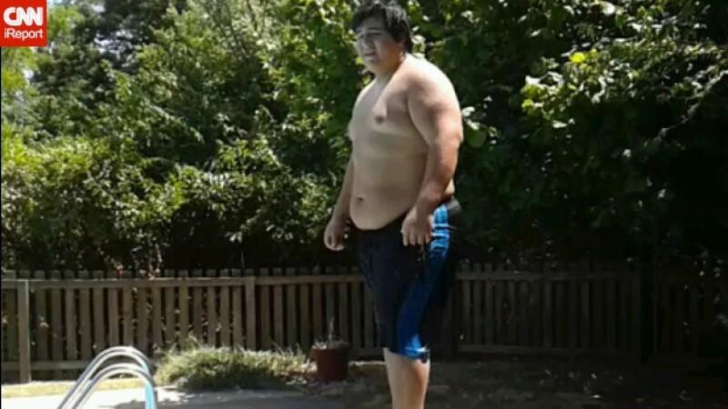 edgar hernandez adolescente obeso