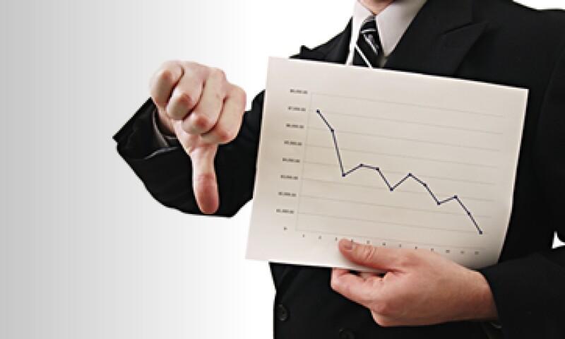 En su comparación trimestral, la confianza de los CEO cae 5.6% y pasa a terreno negativo en el periodo abril-junio de 2014. (Foto: iStock by Getty Images)