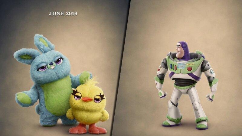 3beb2c3bce9d0 Revelan nuevo tráiler y personajes de Toy Story 4