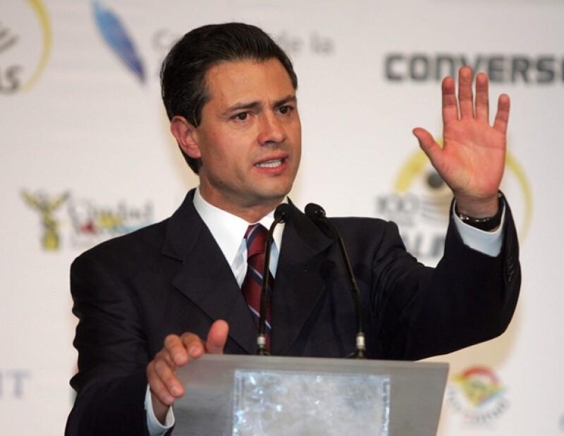 Enrique Peña Nieto considera a su hermana como una de las personas más importantes en su vida.