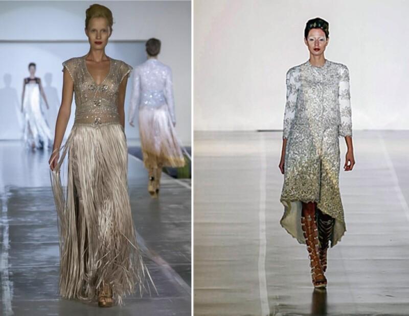 La colombiana lleva 15 años en la industria de la moda.