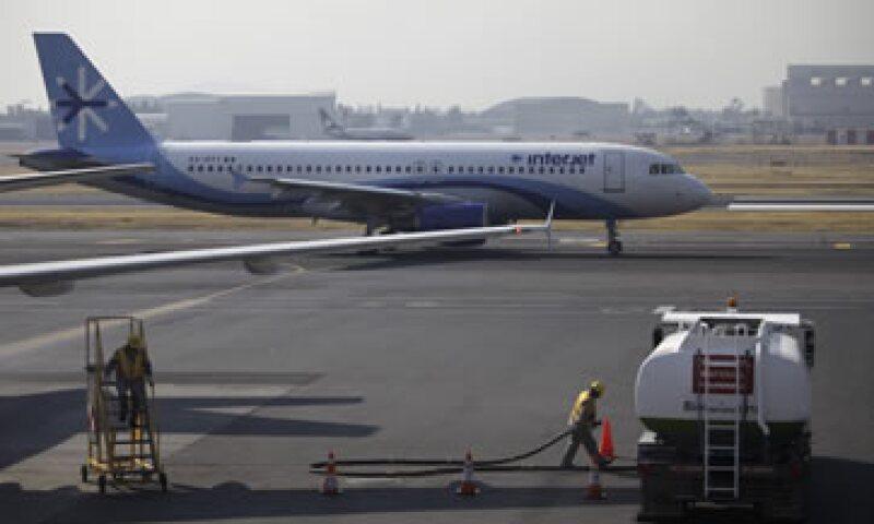 Miguel Alemán Magnani dijo que el crecimiento de la aerolínea será más lento y proyectó 2.0%, cifra menor a la anunciada a principios del año. (Foto: AP)