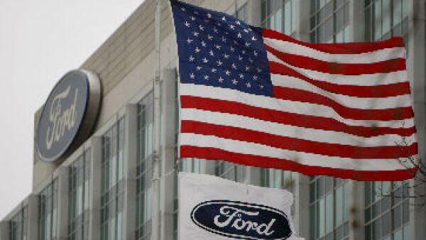 Ford corporativo EU
