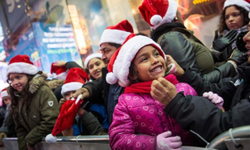 Los juguetes son uno de los regalos navideños que puedes adelantar en Black Friday. (Foto: Getty Images )