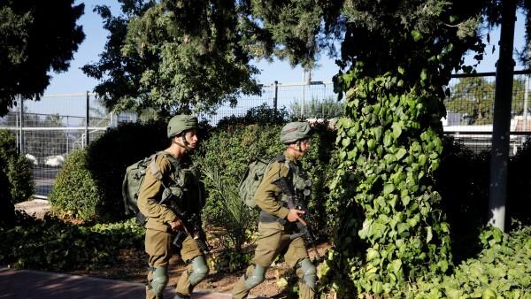 Temor efímero en ISrael