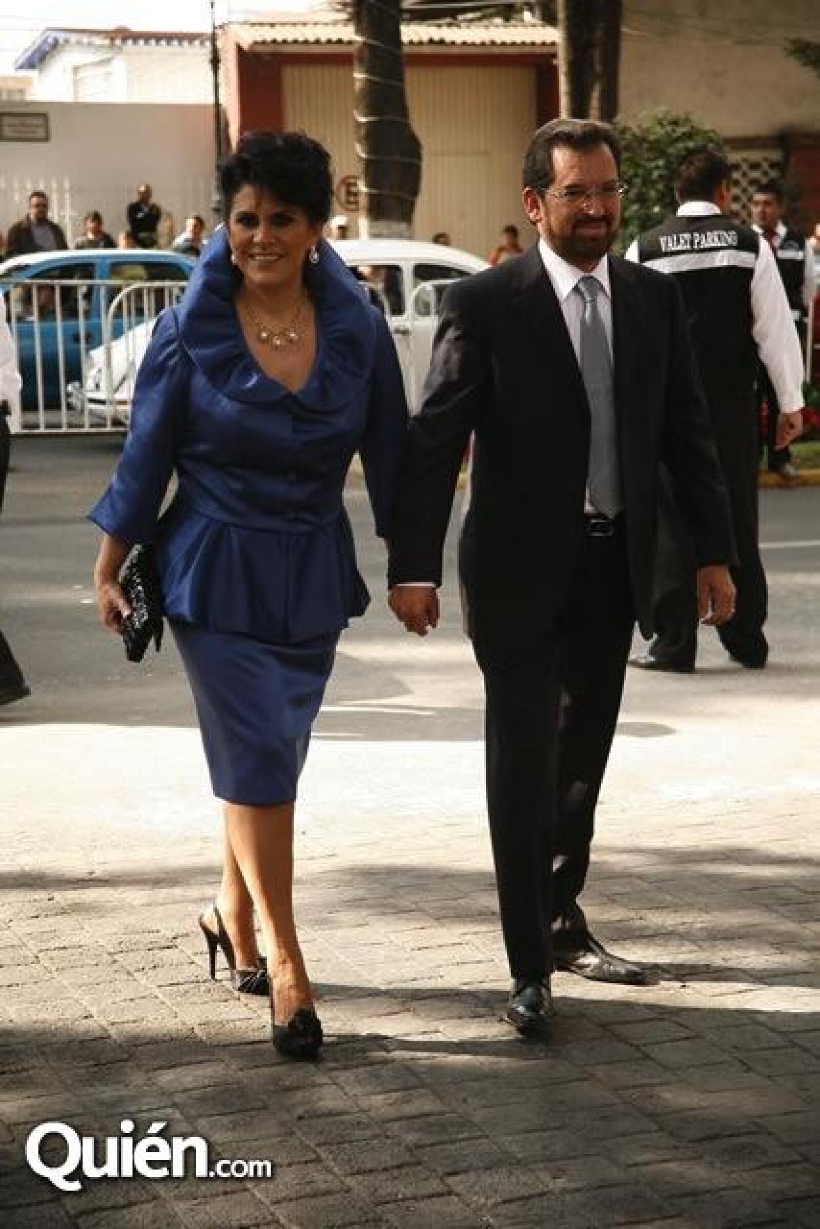 María Elena Barrera Tapia,Presidenta Municipal de Toluca