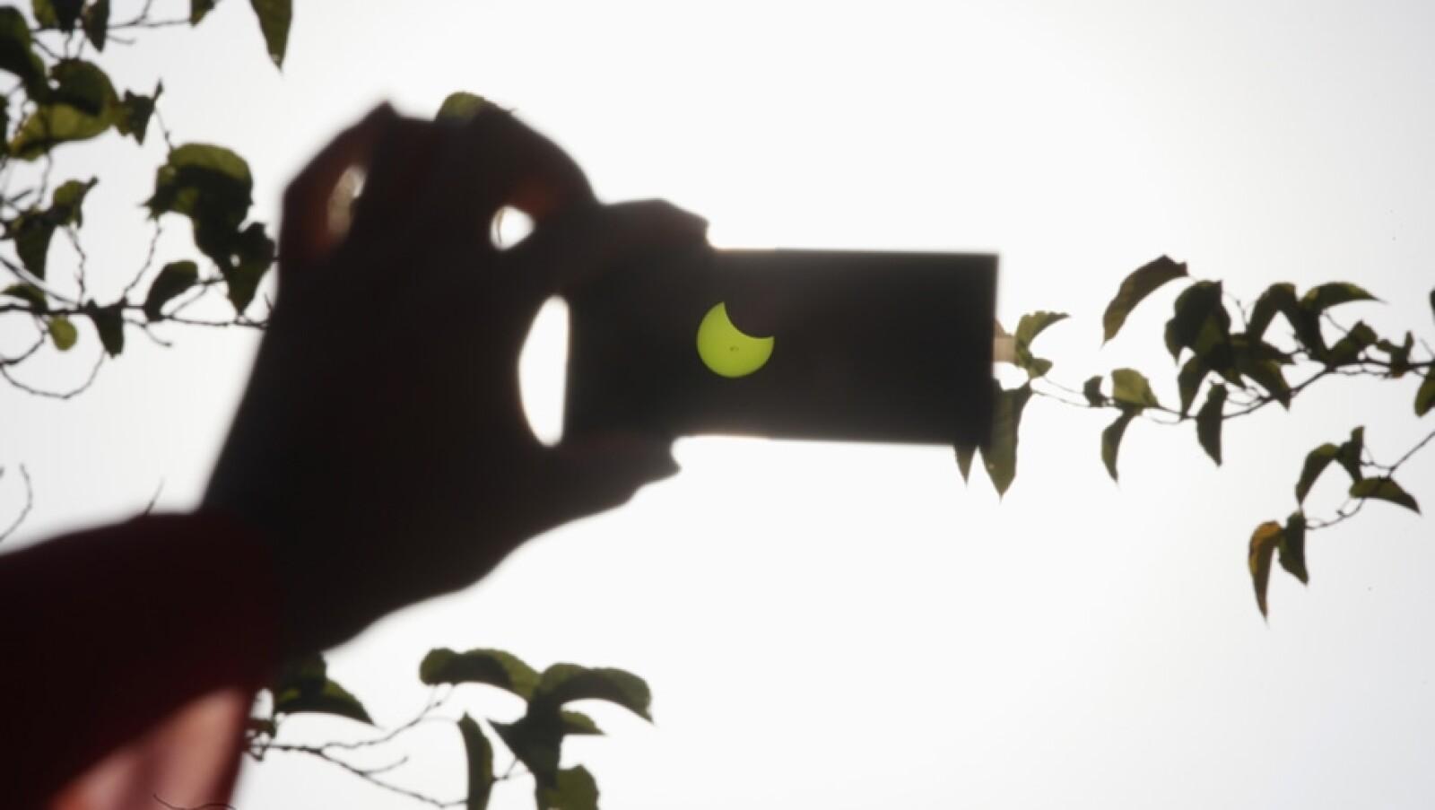 eclipse parcial de sol 2