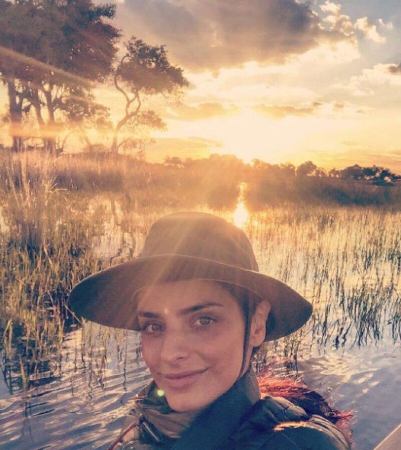 A través de Instagram se han encargado de compartir los paisajes más hermosos de ese continente.