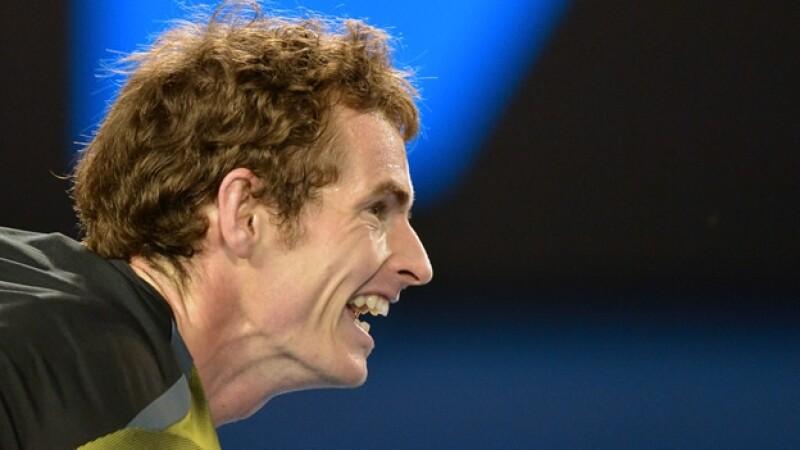 Andy Murray semifinal Abierto de Australia 2013
