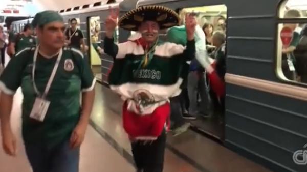 Así se sintió el sabor mexicano en Moscú
