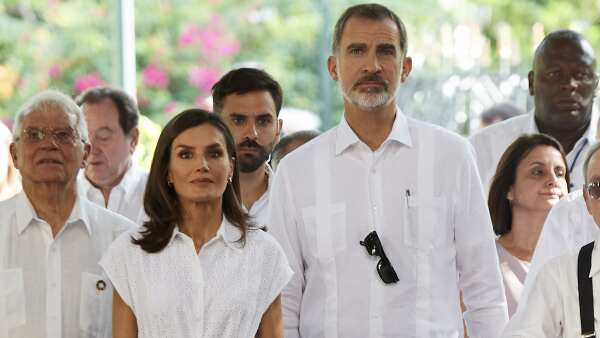Day 2 - Spanish Royals Visit Cuba