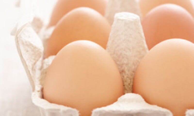 Los avicultores aseguran que la influenza causó una disminución en la producción de huevo.  (Foto: Thinkstock)