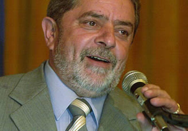 El presidente Lula da Silva se convirtió en el mejor embajador y promotor de inversiones de Brasil (Foto: Corbis)