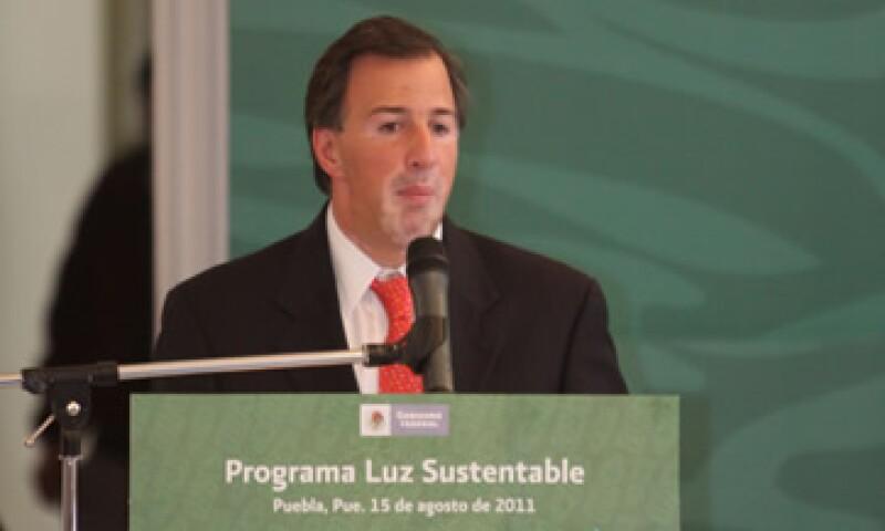 La comparecencia de José Antonio Meade ante el pleno de San Lázaro está programada a las 11:00 horas. (Foto: Notimex)