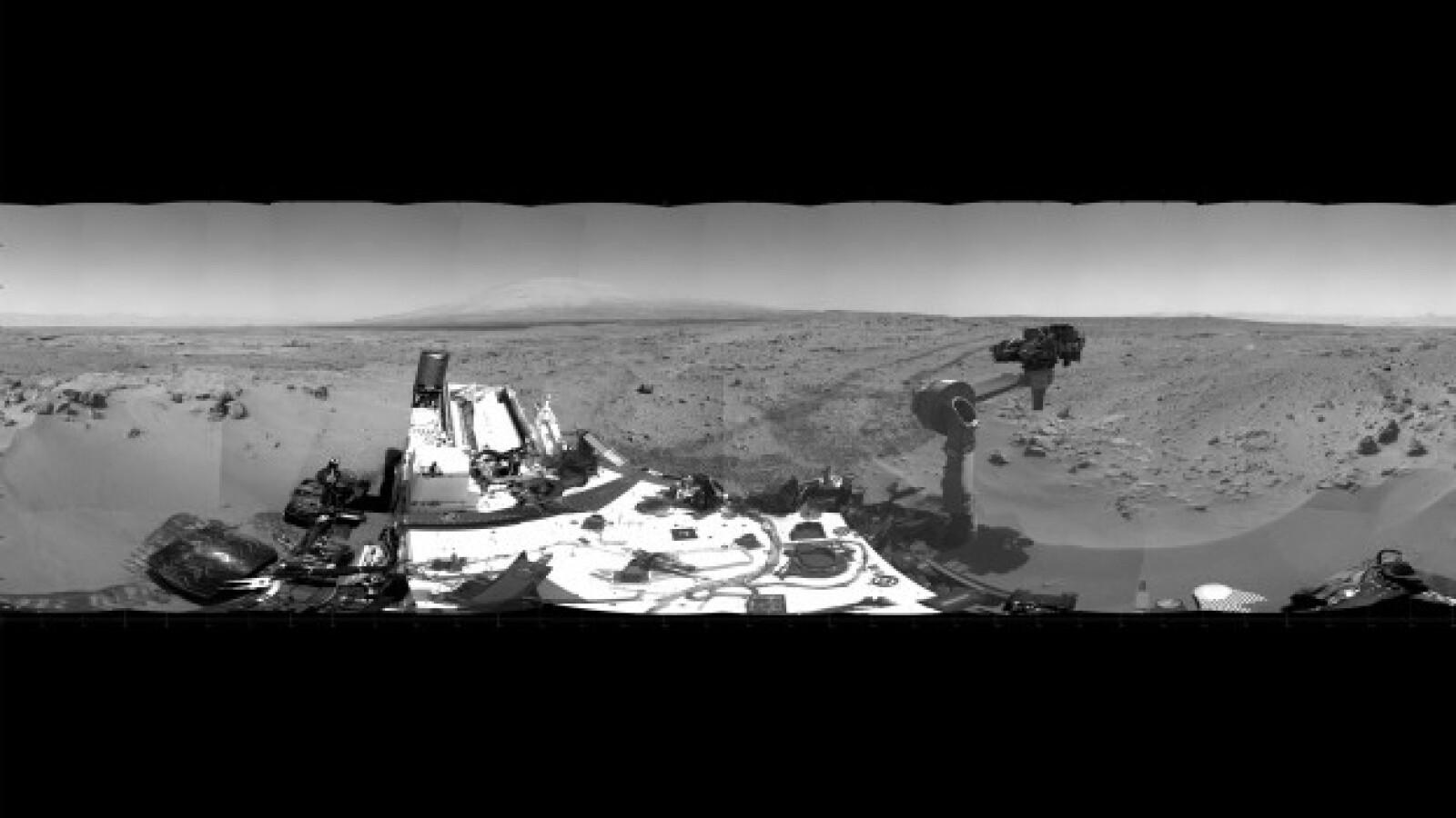 imagenes de la superficie de marte