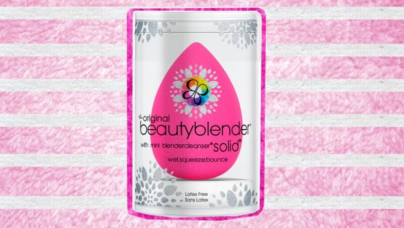 La Beauty Blender será tu mejor aliada para un maquillaje perfecto.