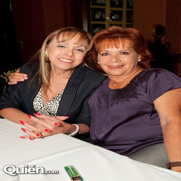 Beatriz Contreras,Cynthia Garfias