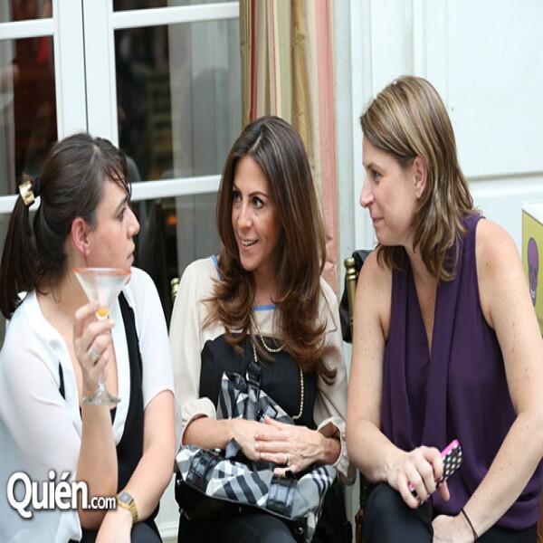 Araceli Gaytán,Alejandra Araujo,Aurora Merodio