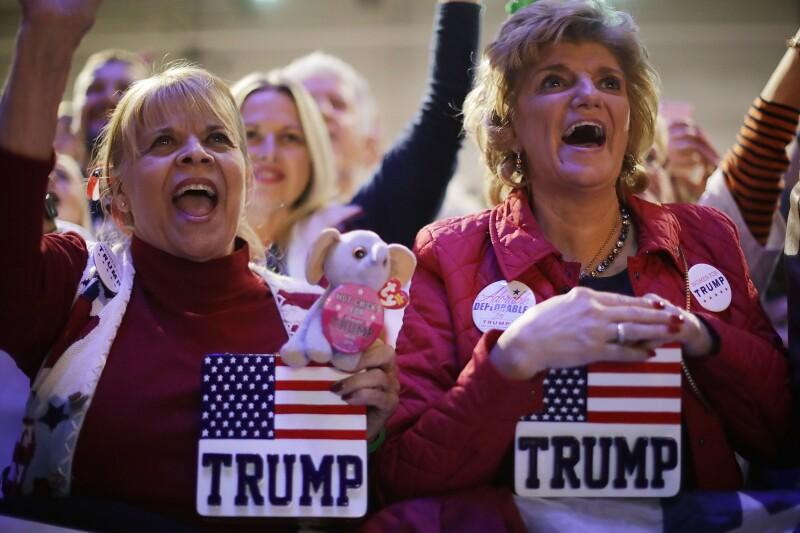 Votantes entusiastas