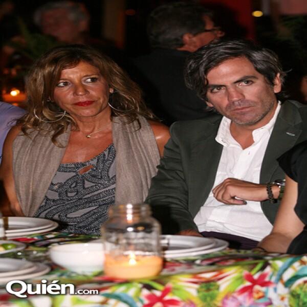 Paula Mates,Gonzalo Lebrija