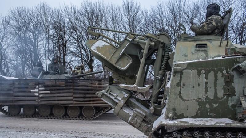 debaltseve ucrania milicia
