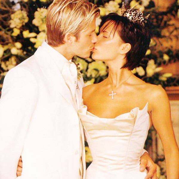 Se casaron en 1999.