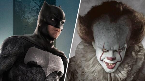 Batman vs. Pennywise