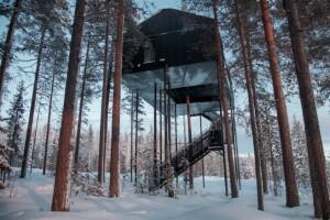 Treehotel, Suecia