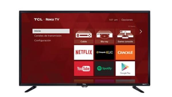 La empresa se ha negado a dar a conocer un costo aproximado de la televisión. (Foto: Roku)