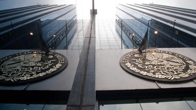 fachada de la procuraduria general de la república