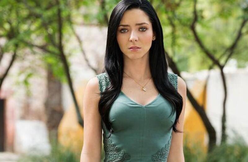 La sensual actriz ha demostrado tener carácter para interpretar todo tipo de personajes.