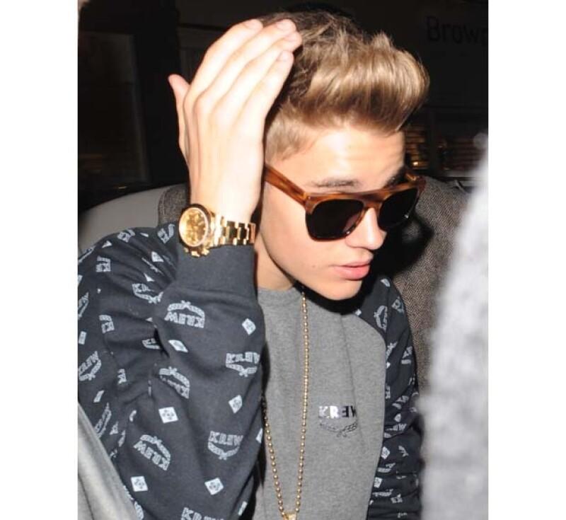 Justin defendió fervientemente su reputación como artista en Instagram.
