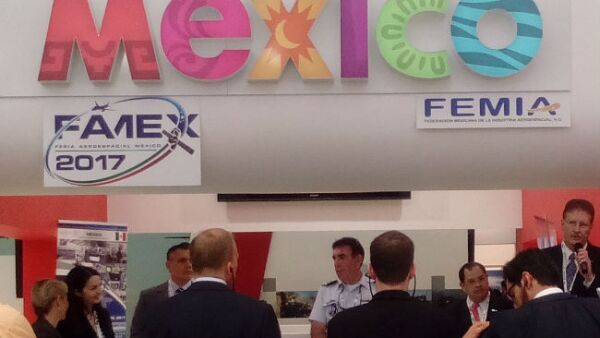 exposici�n de inversiones en M�xico
