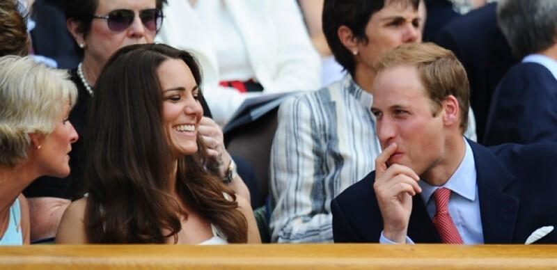 La duquesa de Cambridge se siente honrada por formar parte del exclusivo `All England Club´, además podría ser presidenta luego de que el Duque de Kent se retire.